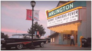 Arlington music hall