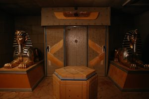 The Pharaoh's Tomb Escape Room