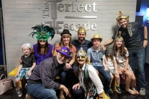 Your Tried-and-True Family Escape Room